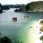 Lan Ha Bay ' forgotten  paradise' in Vietnam