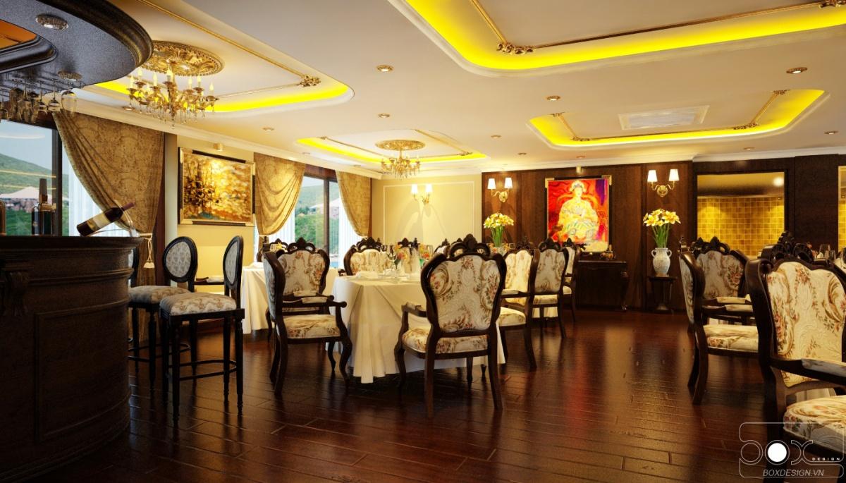 Restaurant , reception (2)
