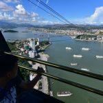 Hanging in mid air to discover Halong