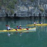 Halong Bay kayaks are back from 1 May