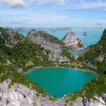The mysterious beauty of Dragon Eye Island